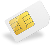 Sim card single
